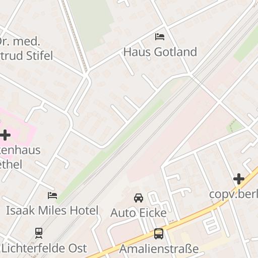 Stadtplan Berlin - Berlin.de